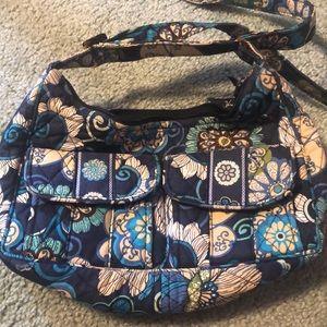 Medium size Vera Bradley shoulder bag